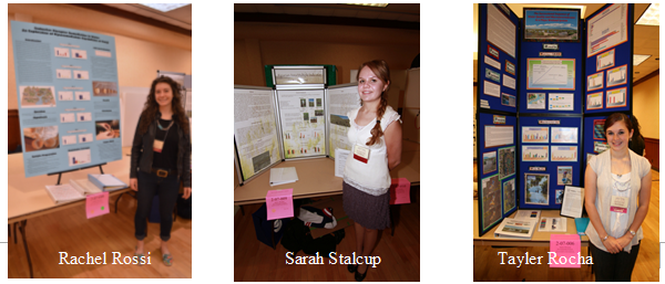 2013 Science Fair winners