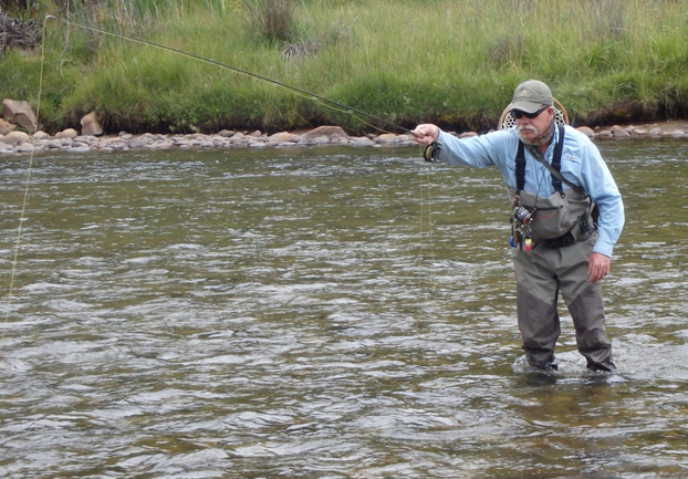 The south platte mastering technical water with duane for Boulder fly fishing